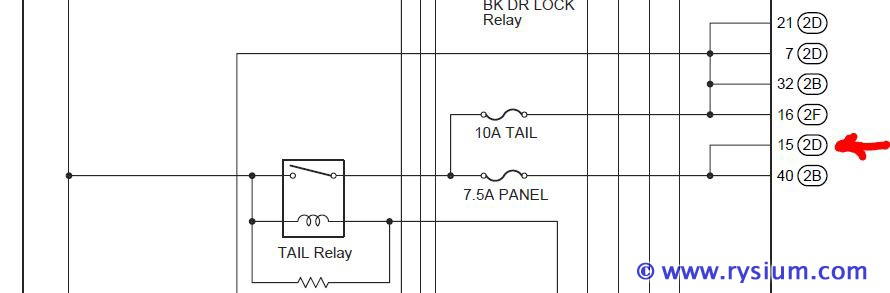 osram ledfog101 to be installed in 2012 sr5 page 2 toyota rh toyota 4runner org 89 Toyota Wiring Diagram 1997 Toyota 4Runner Fuse Diagram