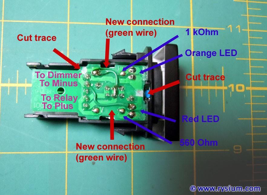 My install of 28 inch 145W LED Bar (14k lumen) - Toyota 4Runner ...
